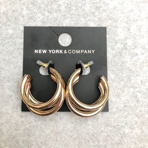 New York & Company hoops